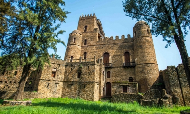 Historic Route (Addis Ababa, Bahir Dar, Gonder and Lalibela)