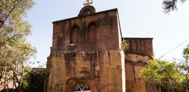 Rock-hewn churches of Tigray
