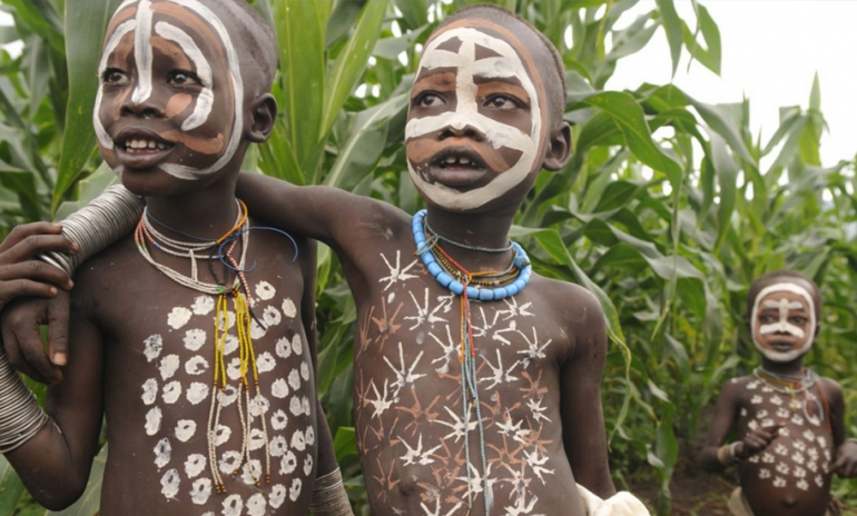 Historic Route and Omo Valley